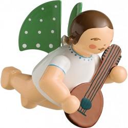 Schwebeengel mit Mandoline