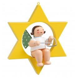 Engel im Stern mit...