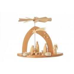 Pyramide Christi Geburt mit...