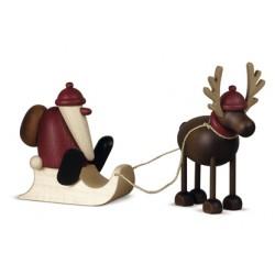 Rentier Rudolph mit...