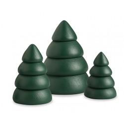 Miniaturbaumset, grün