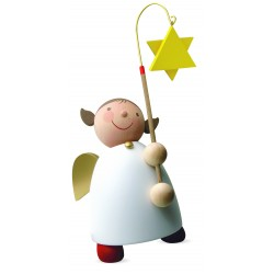 Schutzengel mit Stern am...