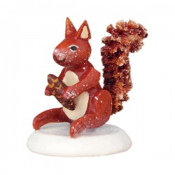Winterkinder - Eichhörnchen