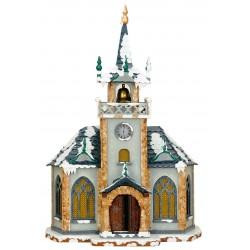 Winterkinder - Kirche