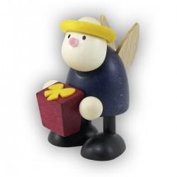Engel Hans mit Geschenk