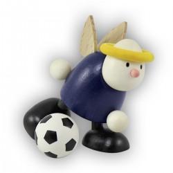 Engel Hans mit Fußball,...