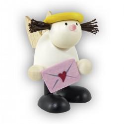 Engel Lotte mit Liebesbrief