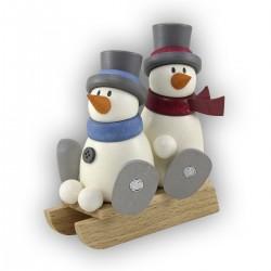 Schneemänner Fritz und Otto...