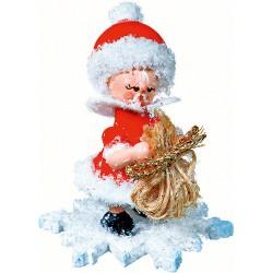 Schneeflöckchen Weihnachtsmann