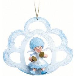 Baumschmuck Schneeflöckchen...