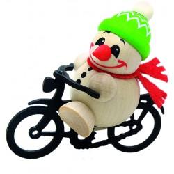Cool Man, Fahrradfahrer