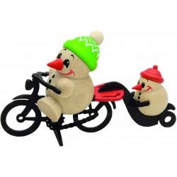 Cool Man, Fahrradfahrer mit...