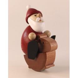 Weihnachtsmann auf...