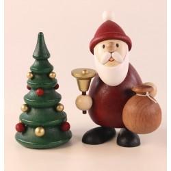 Weihnachtsmann mit Glocke...