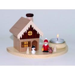 Räucherhaus Weihnachtsmann