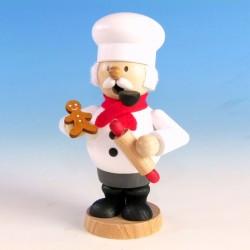 Miniräuchermann Bäcker