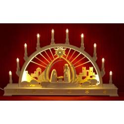 Schwibbogen Christi Geburt...