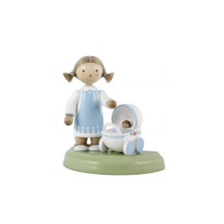 Flade Kinder - Anne und Paul