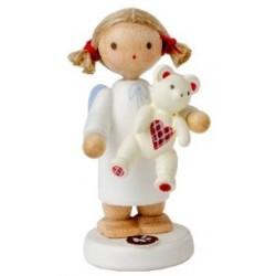 Flade Engel mit Teddy Nr. 15