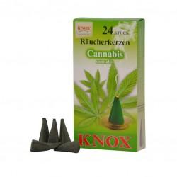 Knox Räucherkerzen - Cannabis