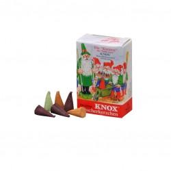 Knox Räucherkerzen Mini -...