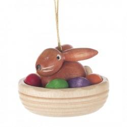 Behang Hase im Nest