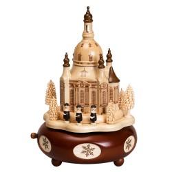 Spieldose mit Frauenkirche...