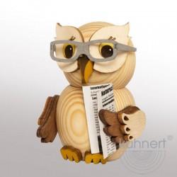 MINI - Eule mit Brille und...