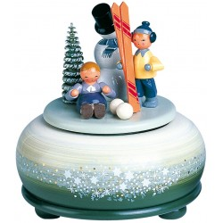 Spieldose Winterfreuden